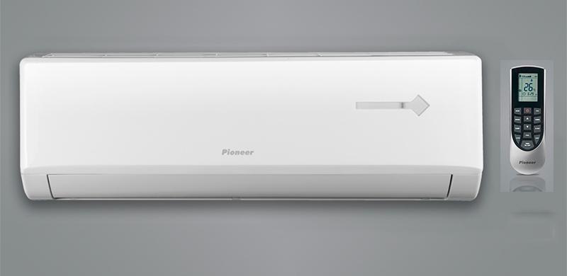 Сплит-системы Pioneer серии Vektor